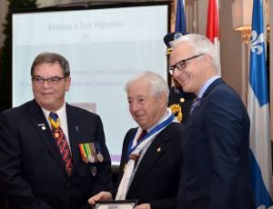 Le lieutenant-gouverneur du Québec rend visite aux Scouts du Montréal métropolitain