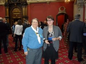 Prix Dollard-Morin : Félicitations à Andrée-Anne Nadeau