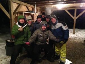 Les héros du vendredi : Camping d'hiver