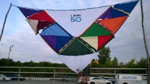 Le Grand rassemblement des scouts de Laval