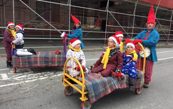 Défilé du Père Noël – Bénévoles recherchés