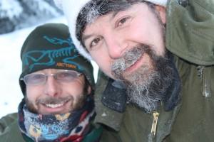 Formation en camping d'hiver