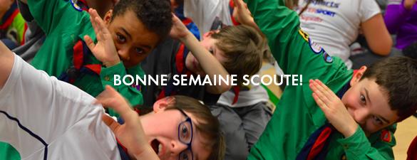110 ans de scoutisme!!!