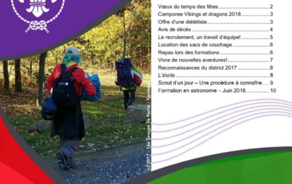 Montérégie Contact – Nouvelle édition en ligne!