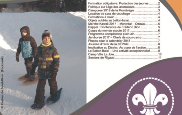 Montérégie Contact – Février