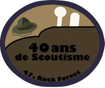 40 ans de scoutisme, ça se fête !