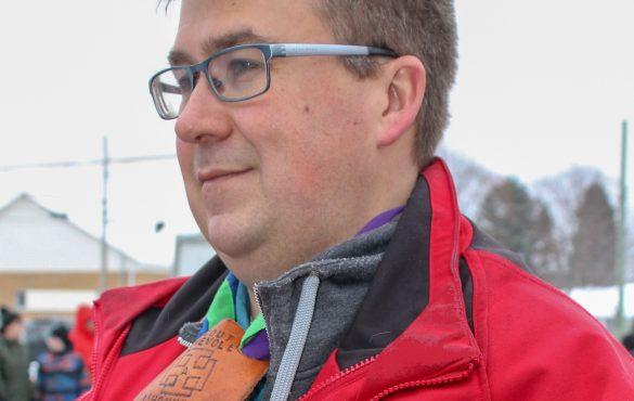Le 1er Scouts Drummondville remet son noeud d'honneur à…