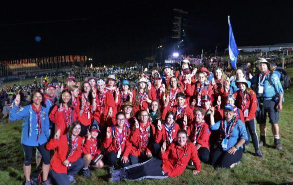 45 000 scouts du Monde au 24e Jamboree 2019