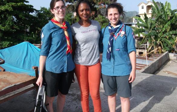 Chantier Solidarité Haïti 2015 – Limbe