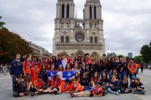 La 64e en France