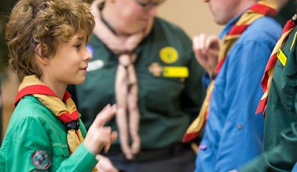 Les Scouts s'impliquent dans la communauté