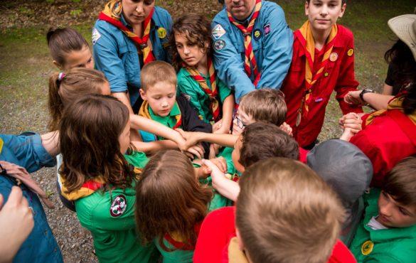 100 ans de scoutisme francophone, ça se fête !