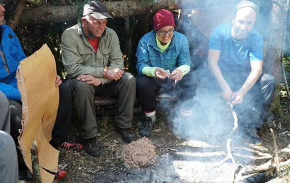 Camp de survie de Frédéric Dion : une bénévole témoigne
