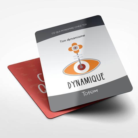 Jeu TOTEM : Carte DYNAMIQUE