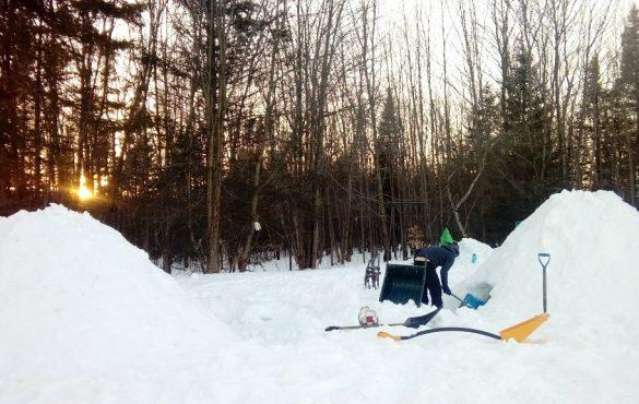 Mon premier camping d'hiver
