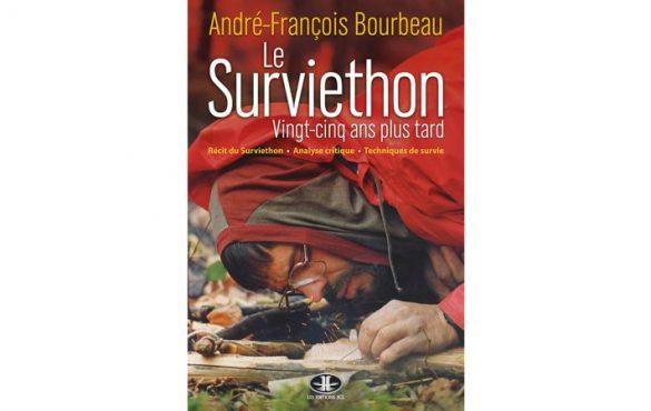 Entrevue avec l'auteur du Surviethon, André-François Bourbeau : « Il faut toujours se mettre au défi »