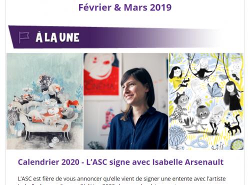 Scouts en Action : Février & Mars 2019