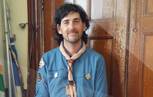 Mon Parcours Scout - Frédérick Bureau