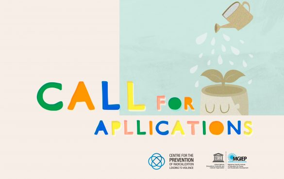 Projet d'éducation et d'actes de bonté – À vos candidatures !