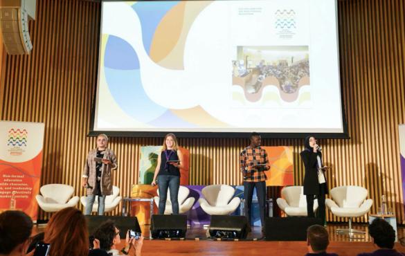 Forum mondial sur l'éducation non formelle : l'ASC y était