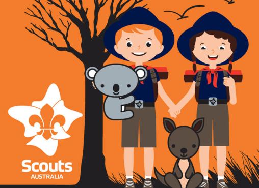 Soutenons les scouts d'Australie