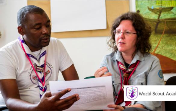 Lancement de l'Académie Mondiale du Scoutisme