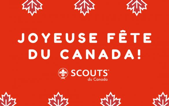 La feuille d'érable, symbole du drapeau national du Canada