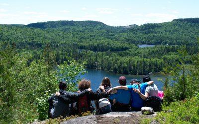 Les bienfaits de la nature visibles chez les scouts
