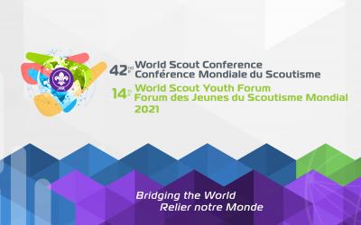 Relier notre monde avec le scoutisme mondial