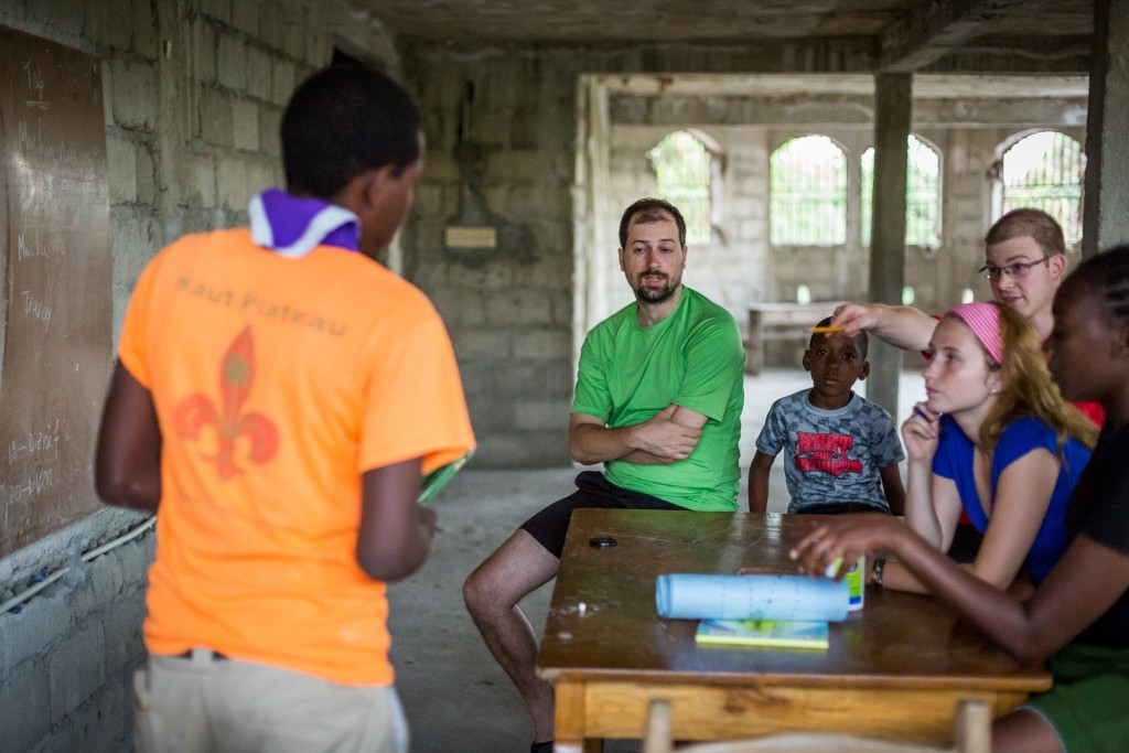 chantier solidarité haïti 2016 scout