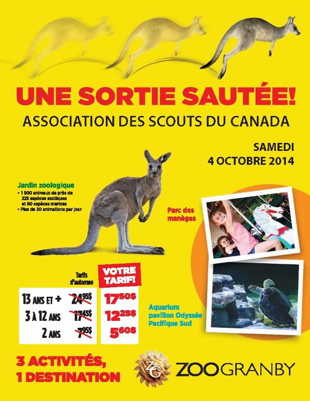 Zoo - Visuel sortie association scouts canada (2)