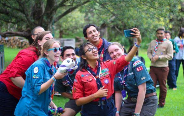 Anne-Catherine, de retour de l'Interamerican Leadership Training : « Mettre en place ici ce que j'ai appris là-bas »