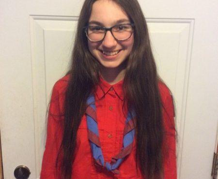 Mon parcours scout – Samantha Goudreau